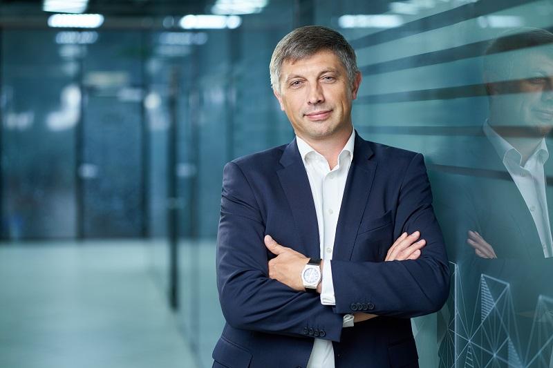 Генеральный директор «Рексофт» Александр Егоров