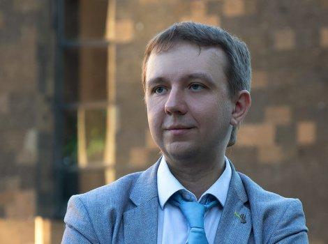 Александр Слободенюк, руководитель центра разработки ИТ-компании «Рексофт» в Ростове-на-Дону